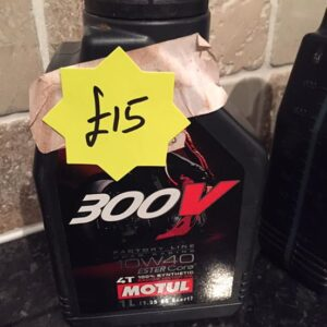 Motul 300 V 10w40 4T Close